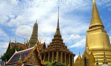Vé khứ hồi Sài Gòn - Bangkok - Sài Gòn chỉ 130$